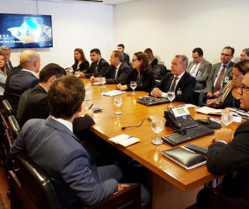 O GT é comandado pela Secretaria Especial de Assuntos Federativos da Secretaria de Governo da Presidência da República.