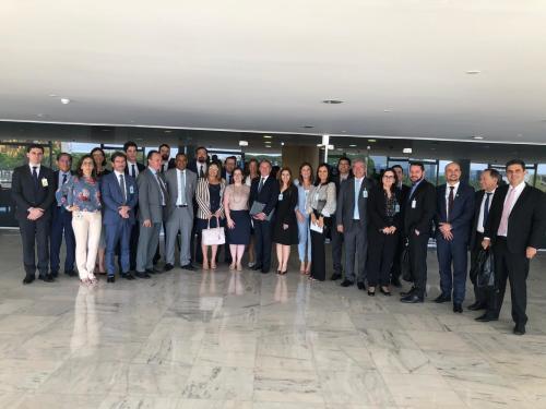 Secretários de administração e planejamento de diversos Estados participaram da reunião