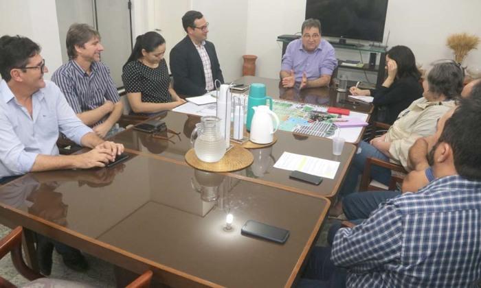 Secretário e representantes da CI-Brasil e órgãos estaduais e federais debatem sobre seminário Matopiba