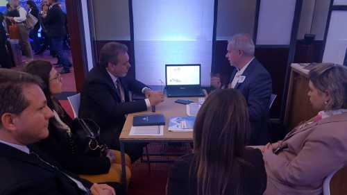 Técnicos do Governo conhece as linhas de crédito para tecnologia e inovação apresentados pela Finep