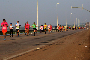 Foram mais de 650 participantes na 19ª edição da Meia Maratona do Tocantins