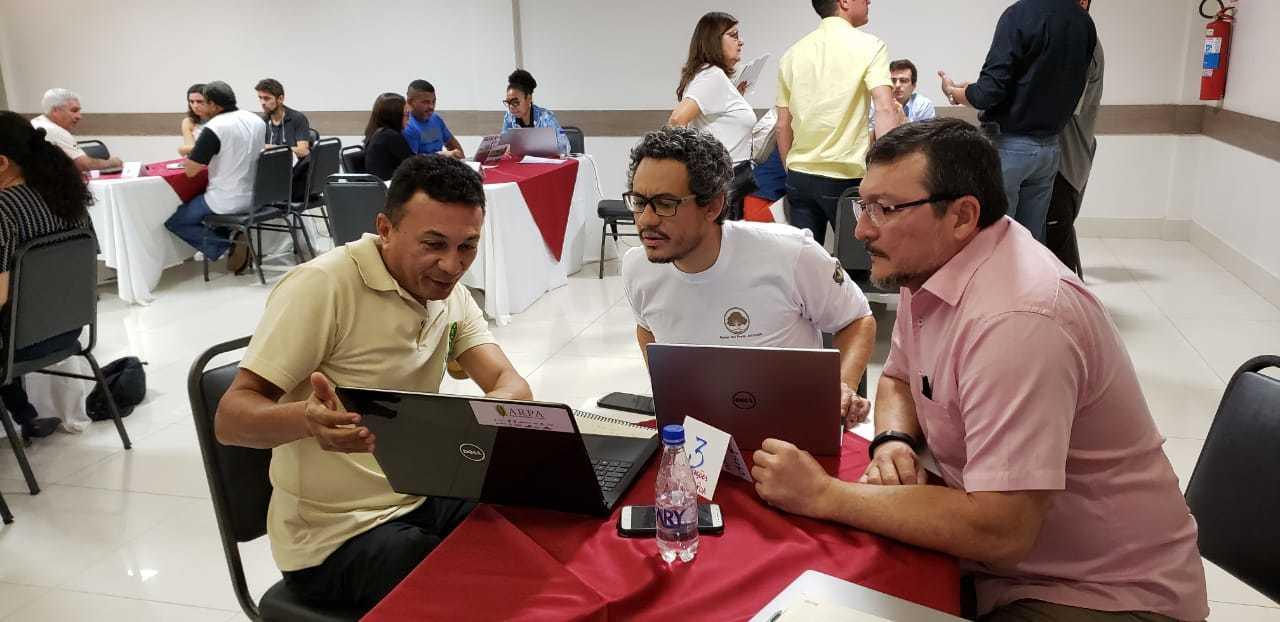 FOTO 01 - Pontos focais do programa Arpa elaboram Plano de Ação 2020-2021_Crédito Lêda Luz.jpg