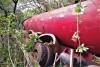 Caminhão pipa caiu na ladeira do mirante, em Taquaruçu, fazendo duas vítimas fatais