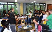 Educação para transparência-Escolas Estaduais Rachel de Queiroz e Vale do Sol