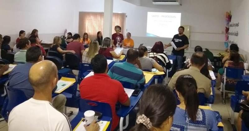Diretoria Regional de Educação de Paraíso promove reunião de trabalho com diretores escolares
