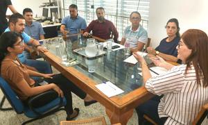técnicos da Seagro e Instituto de batem sobre o levantamento no Estado