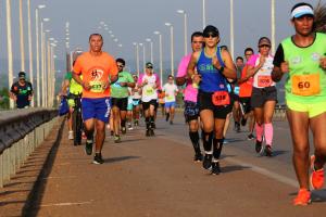 Centenas de atletas participaram do evento, que foi realizado entre os dias 12 e 13 de outubro