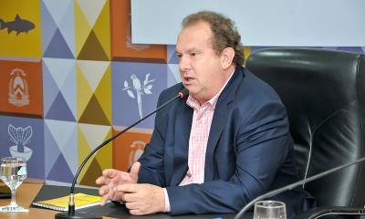 """""""Queremos transformar a realidade do Taquari naquilo que compete ao Governo do Estado, proporcionando mais qualidade de vida para as pessoas que moram ali"""", afirmou o Governador do Tocantins, Mauro Carlesse"""