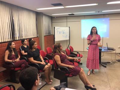 Procuradora Patrícia Alvarenga, da Consultoria Especial
