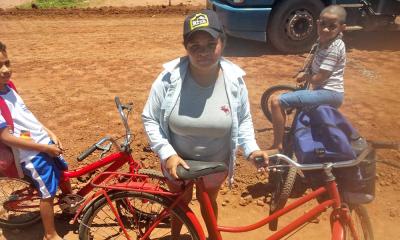 Já a dona de casa Francilene Santos Medeiros contou que com o asfalto, além de manter sua residência limpa por mais tempo, vai evitar a propagação de doenças