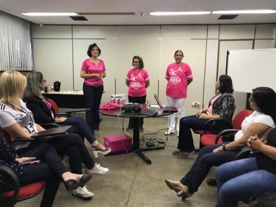 Subprocuradora Elyane Monteiro agradece palestrantes