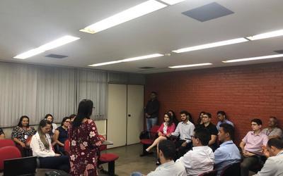Recepção e informação - Novos procuradores - 24/10/2019