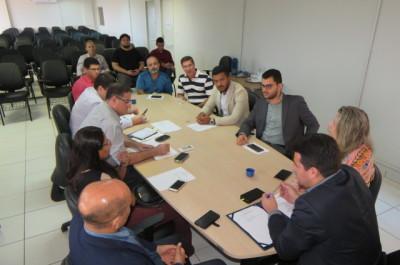 Reunião mensal do Sistema Estadual de Defesa do Consumidor (SEDC)