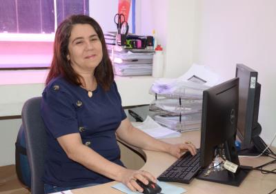 Assessora Especial do Detran, Ana Paula