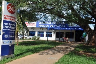 Hospital Infantil de Palmas (HIP)