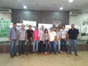 Tocantins participa na Bahia de curso de monitoramento de pragas nas culturas de soja, milho e algodão