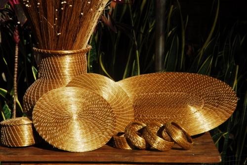 Artesanato em campi dourado será destaque na WTM London