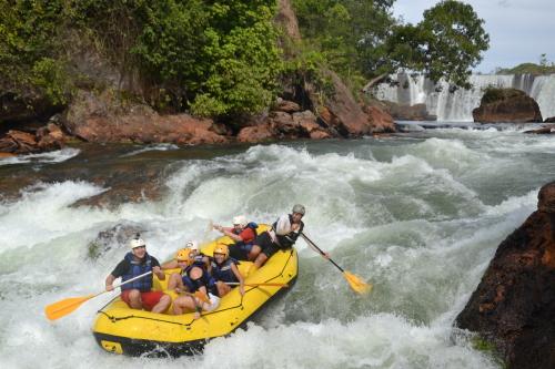 Turismo de aventura como Rafting será apresentado em feira