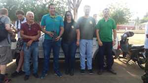 Governo do Tocantins apoia ação conjunta de reflorestamento em Araguatins