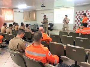 Bombeiros discutiram criação de Sistema Nacional de Proteção Contra Incêndios Florestais