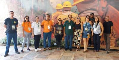 Servidores do Naturatins representam o Estado no Wildfire Brasil 2019