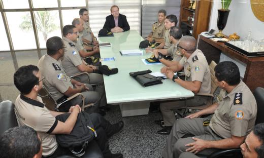 Reunião com o governador Mauro Carlesse ocorreu nesta terça-feira, 5, e  tratou do fortalecimento do modelo implantado
