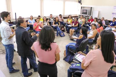 FOTO 1- Capacitação para Entrevistador dos Formulários do Cadastro Único (Carlessandro Souza)_400.jpg