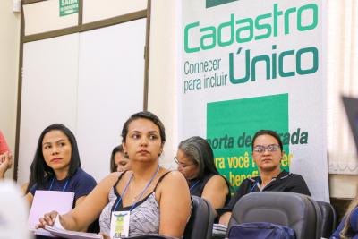 FOTO 2 - Millena Corrêa, disse que as maiores dificuldades estão na confirmação dos dados coletados (Carlessandro Souza)_400.jpg