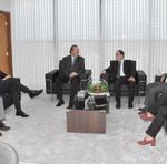 Mauro Carlesse agradeceu a parceria e destacou que esse acordo constitui um uma oportunidade para capacitar os servidores