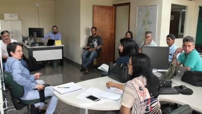 Equipe técnica da Semarh, Seagro, Seduc, Ruraltins, Naturatins, PGE  se reúnem para elaboração do plano de desenvolvimento sustentável