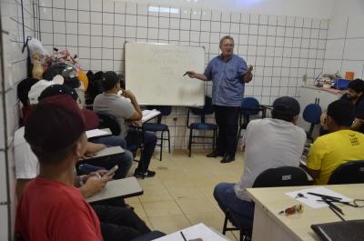 450 vagas serão disponibilizadas para cursos de capacitação no primeiro semestre de 2020.