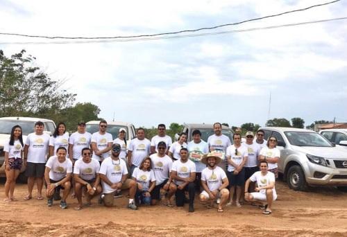 Missão técnica saiu do Maranhão em direção ao Tocantins