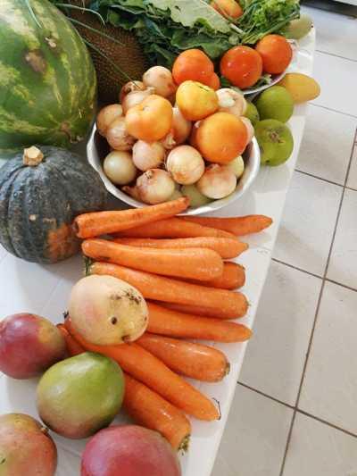 A proposta é fazer comidas nutritivas e saudáveis utilizando alimentos abundantes nos municípios