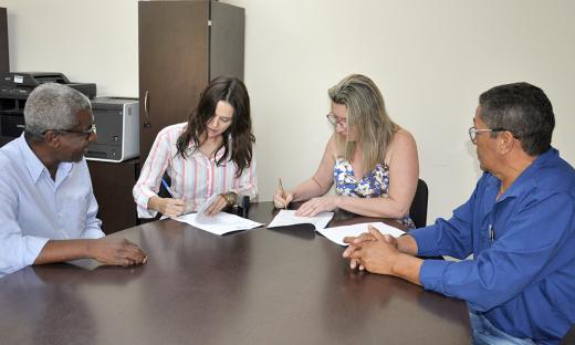 Assinatura do Termo de Compromisso de Gestão do Terminal Rodoviário do município de Gurupi