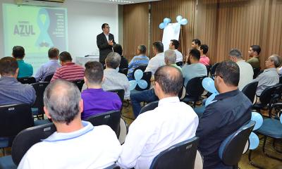 Gestor ressalta a política de valorização e promoção de ações que visem a qualidade de vida dos servidores