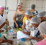 Ação já capacitou cerca de 150 pessoas, em cinco municípios