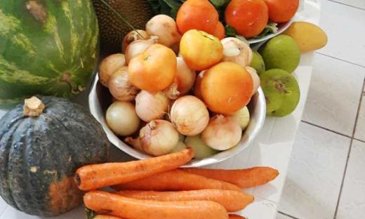 Proposta é fazer comidas nutritivas e saudáveis utilizando alimentos abundantes nos municípios