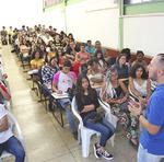 Aulão foi realizado no auditório do Instituto Federal de Educação do Tocantins