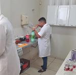 Ensaios metrológicos nos laboratórios analisaram o peso, o volume e as medidas dimensionais como largura e comprimento em produtos pré-medidos
