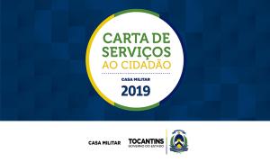 CARTA DE SERVIÇO AO CIDADÃO - Casa Militar