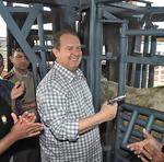 Governador Carlesse destacou a importância da vacinação e o trabalho realizado pela Agência de Defesa Agropecuária e pelos produtores