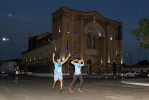 Corrida do Bombeiro, em Porto Nacional, reuniu centenas de atletas