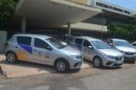 Sete veículos foram entregues para atender demandas específicas do Sistema Penitenciário e Prisional do Tocantins