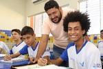 O Documento representa um direcionamento para a educação básica das redes de ensino pública e privada