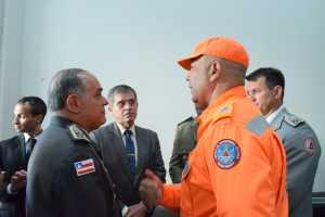 Em São Luís, bombeiros  militares e policiais militares tiveram seus direitos defendidos pelo comandantes-gerais