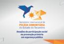 III Seminário Internacional de Polícia Comunitária do Estado do Tocantins