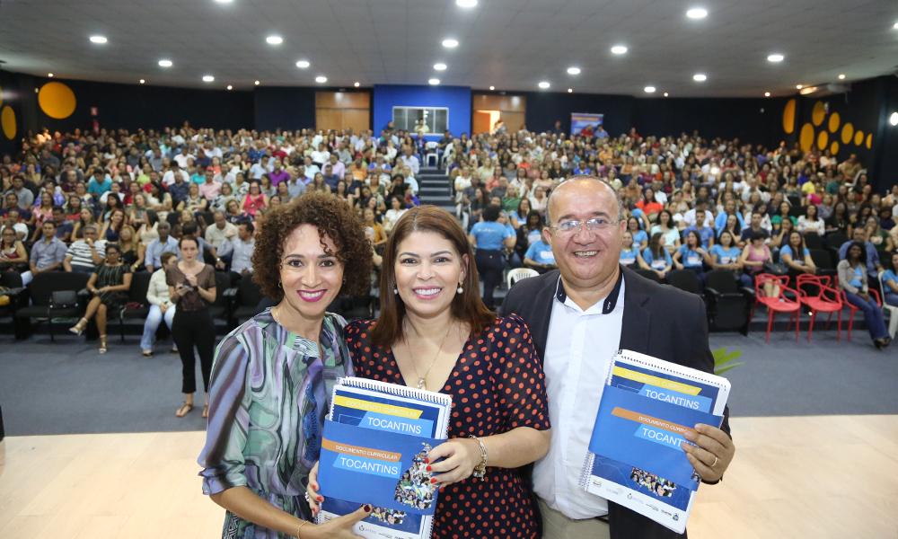 Undime/TO e Governo lançam Documento Curricular do Tocantins que estabelece novas diretrizes para Educação