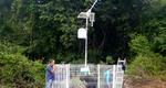 Plataforma coleta os dados e envia via satélite para Agência Nacional de Águas