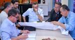 Na reunião, os gestores discutiram sobre a infraestrutura para exploração do turismo de aventura na serra do Estrondo