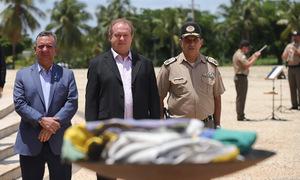 O Governador do Estado e o presidente da AL prestigiaram o evento